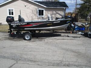 Fishing boat complete package