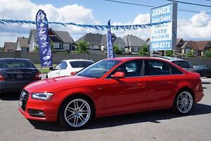 2013 Audi A4 2.0T Premium Plus ACCIDENT FREE | ONE OWNER | NA...
