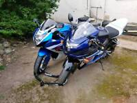 Suzuki gsxr 600 k5 for sale