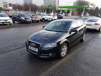 Audi A3 Diesel 5 door FSH Start Stop Alloys 1.6L TDI £20 TAX Black 69MGP