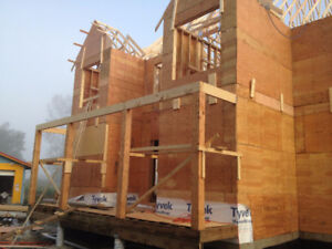 Travelling 3 man framing / Foundations crew Call Today!!!