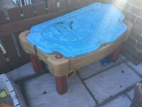 Sand and Water Tray - Little Tykes