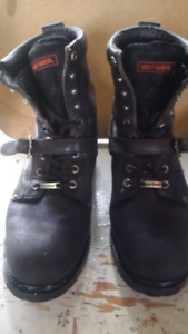 size 11 - Men's Harley Boots