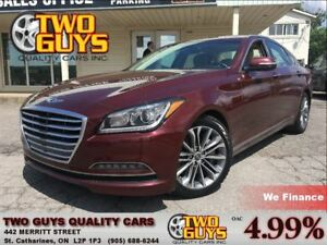 2015 Hyundai Genesis 3.8 Premium LEATHER | NAVIGATION| AWD