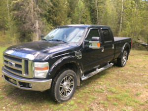 **2008 Ford F350 5.4L 4x4 long box**