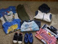 Bundle Of Boys Clothes and Shoes - Age 2/3/4 - MORE ITEMS ADDED!