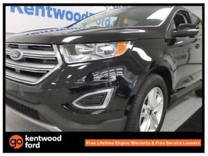 2016 Ford Edge SEL AWD ecoboost, heated leather seats, NAV, back
