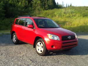 2006 Toyota RAV4 SUV...LOW KLMS...NEW MVI