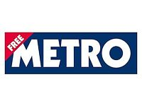 Metro Distributor - Nottingham City Centre - weekdays 7am - 9.30am
