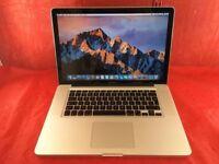 "Apple MacBook Pro A1286 15.4"", 2010, 750GB, i7 Processor, 6GB RAM +WARRANTY, NO OFFERS, L113"