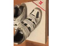 Women's Specialized cycling shoes, worn once, still in box, for collection only