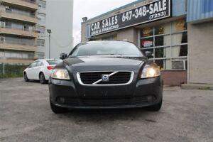 2010 Volvo S40 2.4i Premium A SR, SUNROOF, NO ACCIDENTS