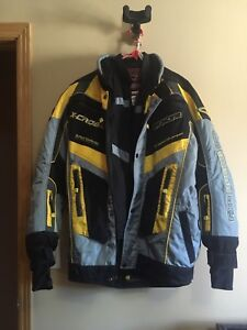 FXR winter snowmobile jacket Adult Small