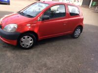 Toyota Yaris 2003 Very Clean And Reliable Car £800!!!