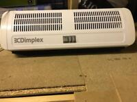 Dimplex AC3N over door heater - Excellent condition