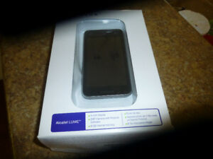 BRAND NEW UNLOCK ALCATEL LUME-------IMEI # 014731000385702