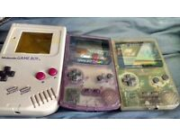 gameboy spares/repairs bundle