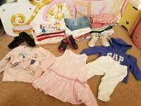 Baby girl bundle 2#