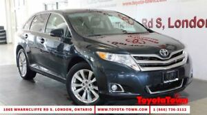 2014 Toyota Venza AWD XLE LEATHER MOONROOF POWER SEAT
