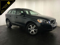 2012 VOLVO XC60 SE LUX D4 AUTO DIESEL 1 OWNER SERVICE HISTORY FINANCE PX WELCOME