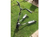 Flicker / fliker type scooter