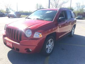 2010 Jeep Compass Sport | manual