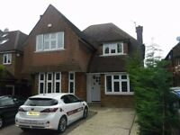 This beautiful detached house is situated in suburban Kingsbury