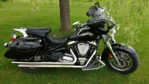 "2004 YAMAHA ROAD STAR ""MIDNIGHT STAR"""