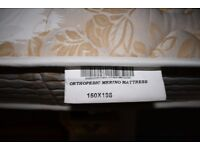 Unmarked King Size Merino wool orthopaedic materres