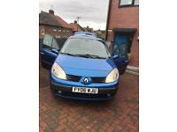 RENAULT SCENIC SL OASIS 105 DCI FOR SALE