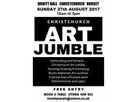 Art Jumble