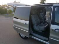 Kia Sedona AUTO DIESEL FUlly loaded Leather TV £1500 MPV Zafira touran 6 seater