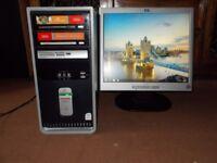 Ulltimate (Duall-core) (2.8 Ghz) Computer (Windows 7 )