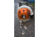 stihl br600 magnum leaf blower for sale