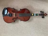 Violin 1/8 Size from Stringers - Student Range