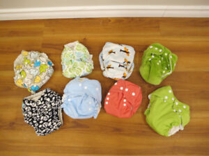 Cloth Diapers - Great brands variety pack