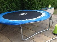 Vortigen 8ft trampoline without netting