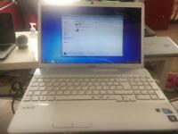 Sony vaio laptop i3 4GB ram window 7