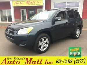 2012 Toyota RAV4 Base/Sunroof/Alloys
