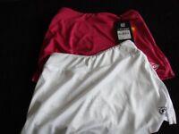 2 x Tennis Skorts Dunlop Sport size 8 - Brand New