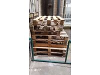 FREE PALLETS AND ASSORTED TIMBERS *COLLECTION ONLY*