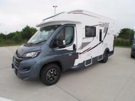 Roller Team T-Line 590 Motorhome MANUAL 2018