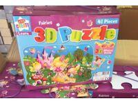 3D kids puzzle