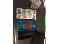 Nintendo 3DS. Great condition. 8 games.