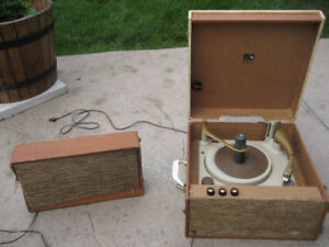 RCA Victor Vintage 4 speed record player