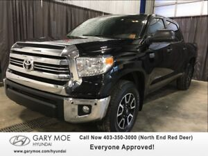 2016 Toyota Tundra SR5 V8 4X4 W/MEDIA CENTER
