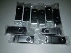 Lot of 10 Pieces 2G USB 2.0 Flash Drive Menory Thumb Stick