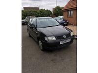 VW polo 2001