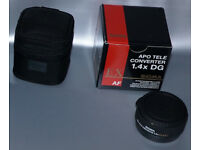 Sigma 1.4 Ex Dg Teleconverter for Canon