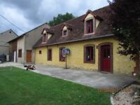 Beautiful 3 bed House in FRANCE - Burgundy